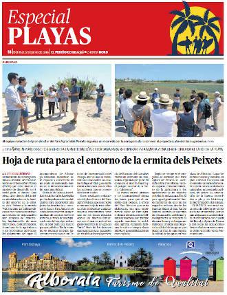edición pdf 18 Junio 2019 Especial playas
