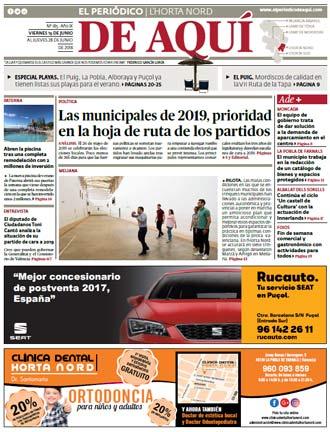 edición pdf 15 Junio 2018 Horta Nord