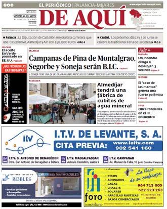 edición pdf 15 Junio 2018 Alto Palancia - Mijares