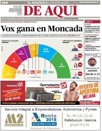 edición pdf 18 Abril 2019 Horta Nord