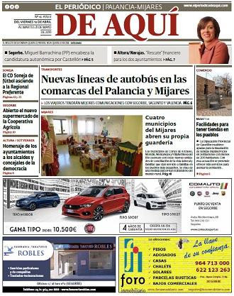 edición pdf 18 Abril 2019 Palancia - Mijares