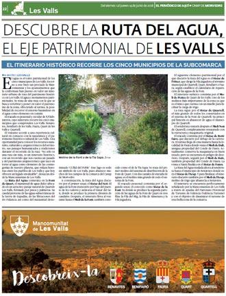 edición pdf 1 Junio Especial Les Valls
