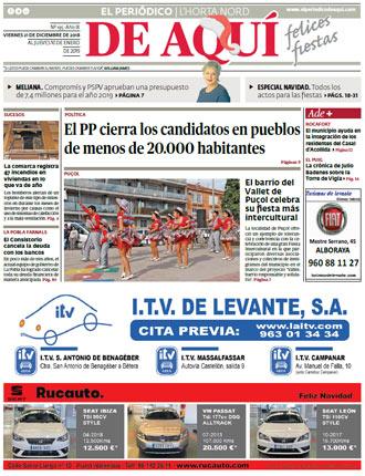 edición pdf 21 Diciembre 2018 Horta Nord