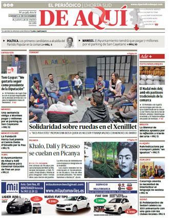 edición pdf 21 Diciembre 2018 Horta Sud