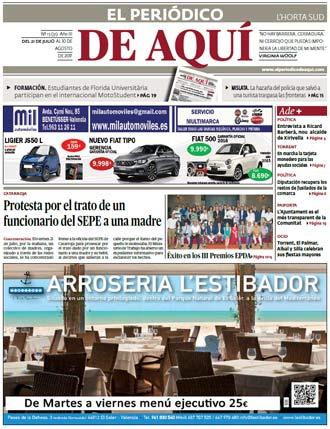 edición pdf 21 Julio 2017 Horta Sud