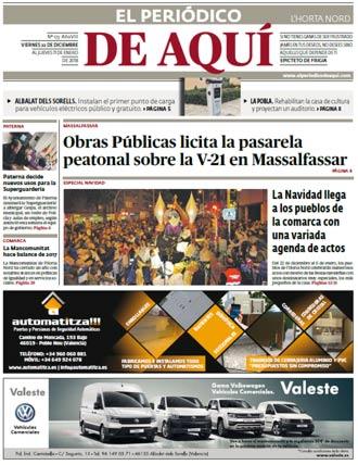 edición pdf 22 Diciembre 2017 Horta Nord