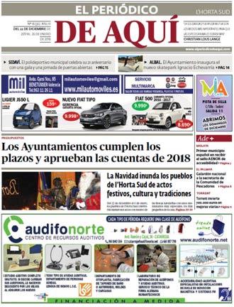 edición pdf 22 Diciembre 2017 Horta Sud