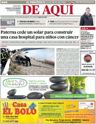 edición pdf 22 Febrero 2019 Horta Nord