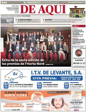 edición pdf 22 Marzo 2019 Horta Nord