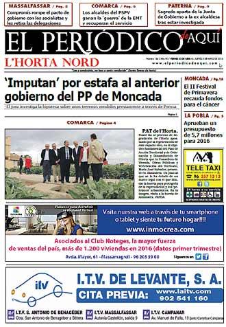 edición pdf 22 Abril 2016 Horta Nord