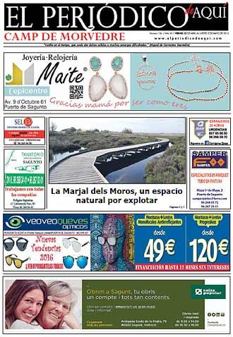 edición pdf 22 Abril 2016 Camp de Morvedre