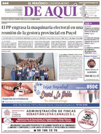 edición pdf 23 Novimbre 2018 Horta Nord