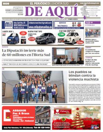 edición pdf 23 Noviembre 2018 Horta sud