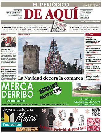 edición pdf 23 Diciembre 2016 Horta Nord