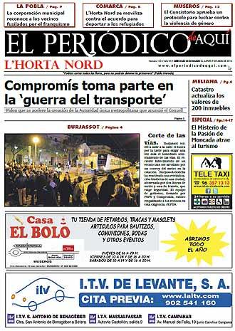 edición pdf 23 Marzo 2016 Horta Nord