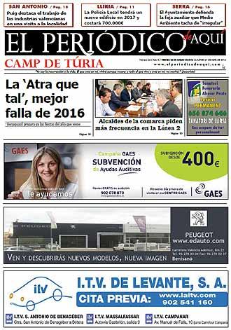 edición pdf 23 Marzo 2016 Camp de turia