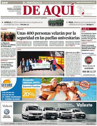 edición pdf 23 Marzo 2018 Horta Nord