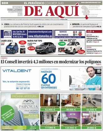 edición pdf 23 Marzo 2018 Horta Sud