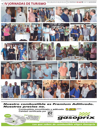edición pdf 23 Junio 2017 Jornadas Turismo