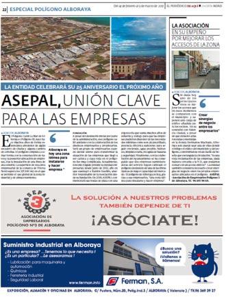 edición pdf 24 Febrero 2017 Especial Poligono Alboraya