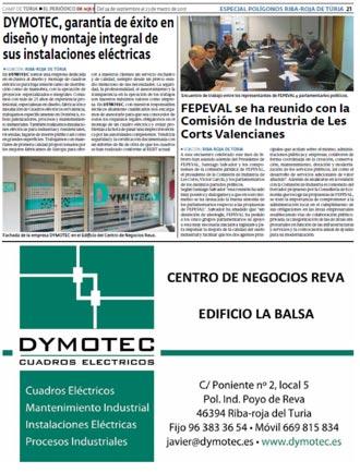 edición pdf 24 Febrero 2017 Especial Poligono Ribarroja