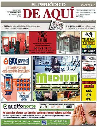 edición pdf 25 Noviembre 2016 Horta Sud