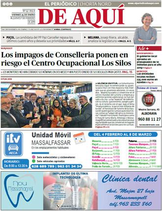 edición pdf 25 Enero 2019 Horta Nord