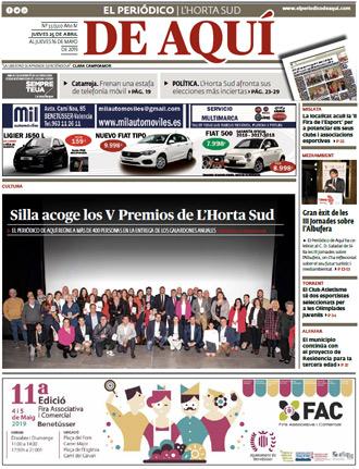 edición pdf 25 Abril 2019 Horta Sud