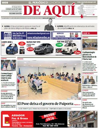 edición pdf 26 Octubre 2018 Horta Nord