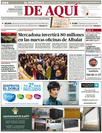 edición pdf 26 Enero 2018 Horta Nord