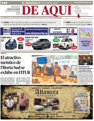 edición pdf 26 Enero 2018 Horta Sud