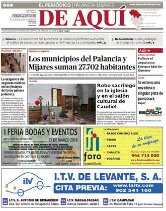 edición pdf 26 Enero 2018 Alto Palancia - Mijares
