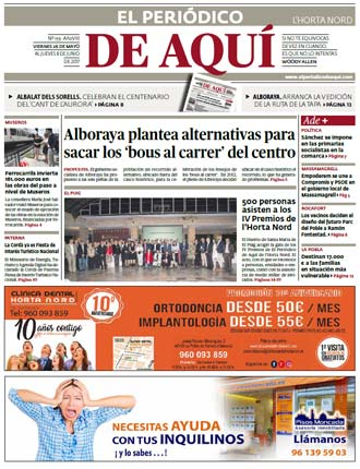 edición pdf 26 Mayo 2017 Horta Nord
