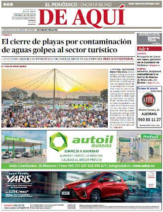 edición pdf 26 Julio Horta Nord