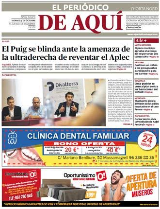 edición pdf 27 Octubre 2017 Horta Nord