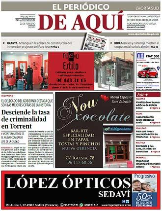 edición pdf 27 Enero 2017 Horta Sud