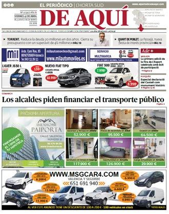 edición pdf 27 Abril 2018 Horta Sud