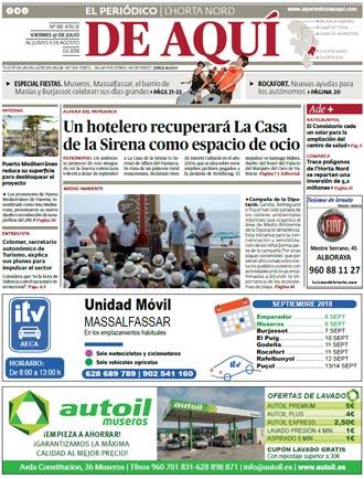 edición pdf 27 Julio 2018 Horta Nord