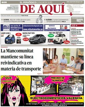 edición pdf 27 Julio 2018 Horta Sud