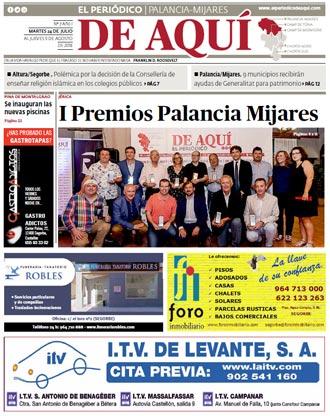 edición pdf 24 Julio 2018 Alto Palancia - Mijares