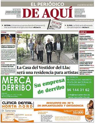 edición pdf 28 Octubre 2016 Horta Nord