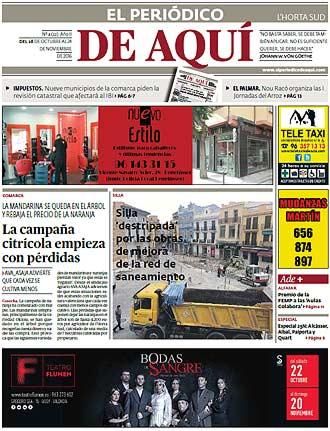edición pdf 28 Octubre Horta Sud