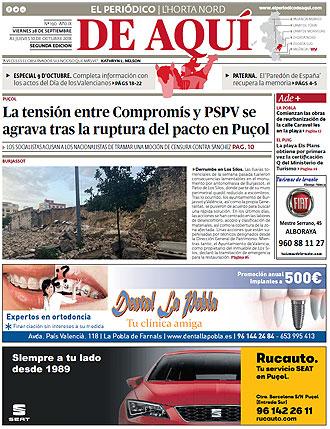 edición pdf 28 Septiembre 2018 Horta Nord