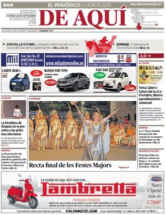 edición pdf 28 Septiembre 2018 Horta Sud