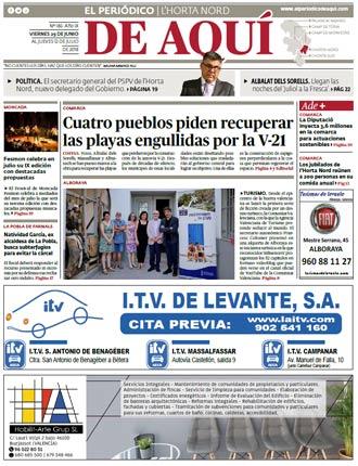 edición pdf 29 Junio 2018 Horta Nord