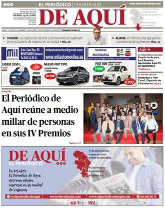 edición pdf 29 Junio 2018 Horta Sud