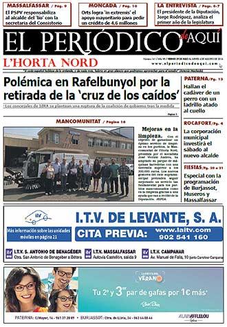 edición pdf 29 Julio 2016 Horta Nord