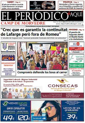 edición pdf 29 Julio 2016 Camp de Morvedre