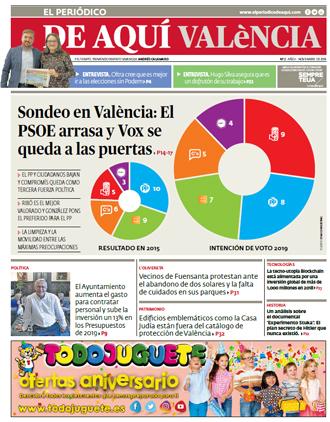 edición pdf 2 Noviembre 2018 Edición Valencia