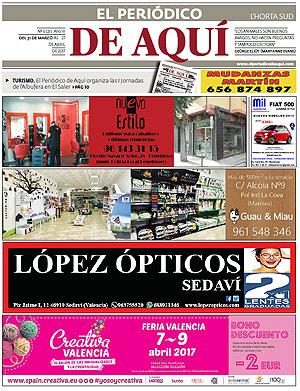 edición pdf 31 Marzo 2017 Horta Sud